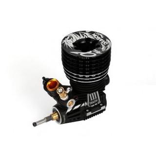 DRAGON III .21 3 kanál Off Road motor (3,5ccm) - combo sada-EFRA 2134 (zaběhnutý)