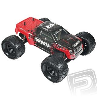 Granite Mega 2WD RTR (červeno-černá)