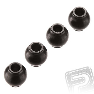 Kuličky do kloubků 3x6.8x9mm, 4 ks.