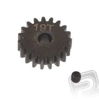 Pastorek 19 zubů, Modul 1, 5mm