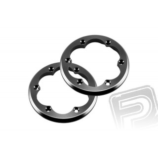 2.2 VWS strojové kroužky, šedé (2 ks.)