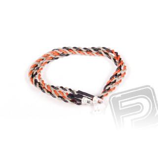Axial LED (oranžové LED)