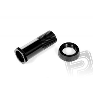 EXO servo saver nastavitelný sloupek včetně matky (černý)
