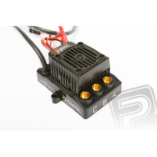 AE-4 Vanguard XL elektronická regulace