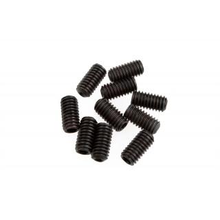 Imbusové červíky M3x8x