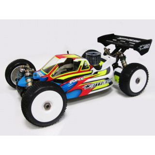 Force čirá karoserie - KYOSHO MP9 TKI2-3