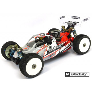 Force karoserie - KYOSHO MP9 TKI 4