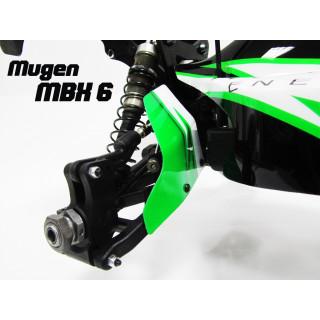 Lapače nečistot - MUGEN MBX-6/6R a MBX-7