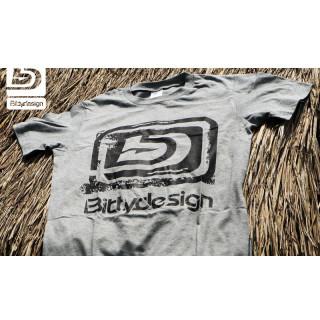 TBittydesign 2015 tričko modré ICON, velikost XL