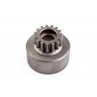 Spojkový bubínek 15 zubů pro kuličkové ložiska (5x10x4) x