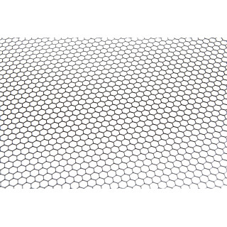 Kovová mřížka 10 x 10 cm, typ B