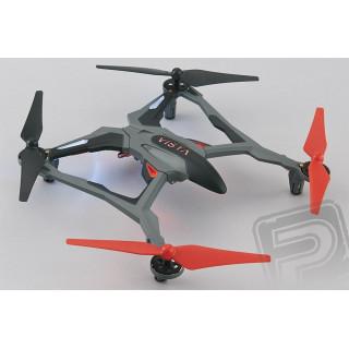 Dromida Vista UAV Quad červená