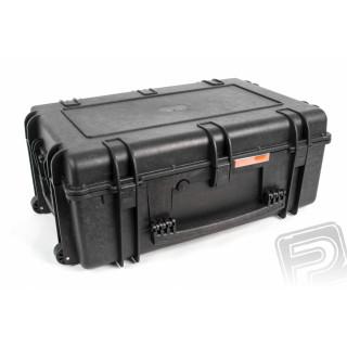 Přepravní kufr s vnitřní pěnovou výplní na kolečkách pro Inspire 2