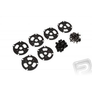 S800 EVO/S900 tlumič vibrací motoru pro 6 motorů