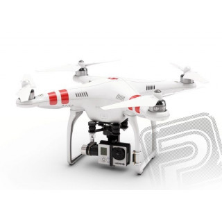 DJI - F306 Phantom 2 RC set kvadrokoptéry 2.4GHz s H3-3D gimbal
