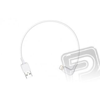 C1 Připojovací kabel MICRO B - STANDARD A (260mm)