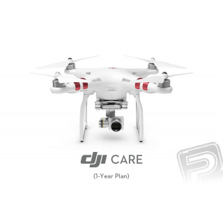 Phantom 3 Standard DJI CARE (1 rok)