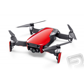 DJI - Mavic Air FLY MORE COMBO (Flame Red)