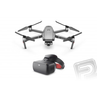 DJI - Mavic 2 ZOOM + DJI Goggles Racing Edition