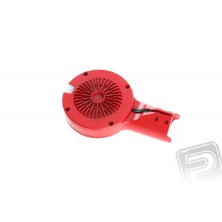 MATRICE 600 - lože motoru červené