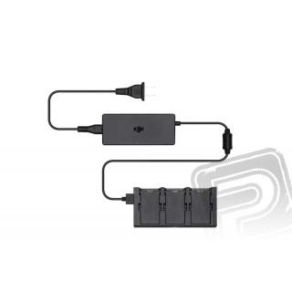 DJI Spark - Nabíjecí adaptér pro 3 aku