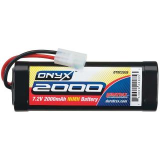 ONYX - NiMH 7,2V 2000mAh StickPack s TAM konektorem