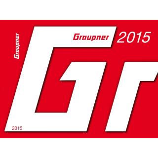 Hlavní katalog GRAUPNER 52FS 2015