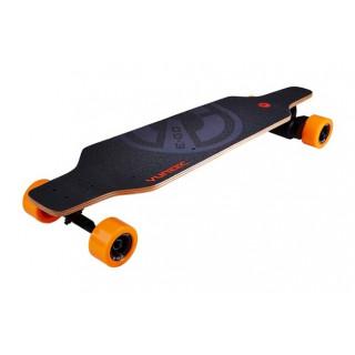 E-GO1: E-Longboard (oranžový)
