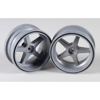 Disky 1/6 stříbrné, 2ks. (Náhrada za FG03105/01)