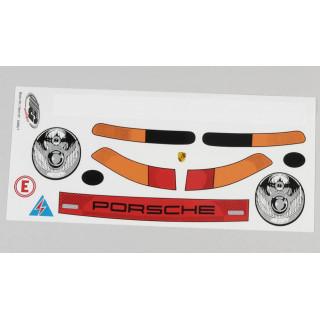 Polepy pro Porsche GT2