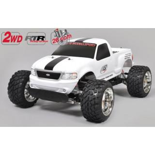 FG Stadium Truck , 2WD - Limitovaná alu verze, RTR.