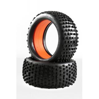 GRP 1:6 Cubic gumy s vložkami, směs A/soft, 2ks