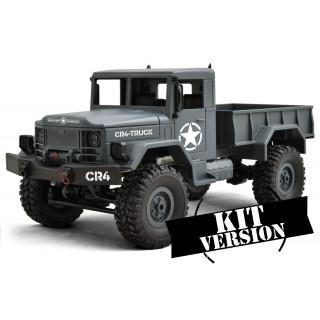 FUNTEK CR4 1/16 4WD - modrošedý - stavebnice