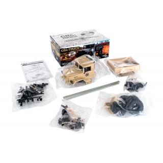 FUNTEK CR4 1/16 4WD - písečná barva - stavebnice