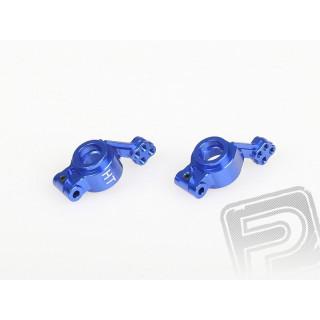 Závěs zadního kola - ALU (modrý) 2ks 102012