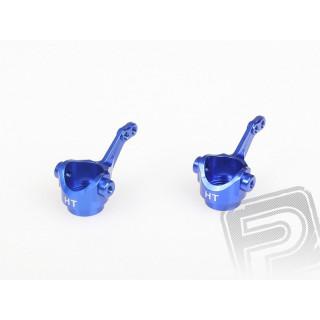 Těhlice předního kola – ALU (modré), 2ks. 102011