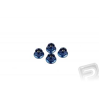 Matice M4 – ALU 4ks. - modré