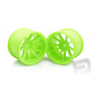 Disky – 1:10 Monster, 2ks, (zelené)