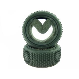 Přední pneumatiky pro XB (2 ks)