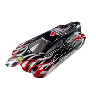 Karosérie lakovaná Himoto Buggy (Zenit XB) 1:10 (černá)