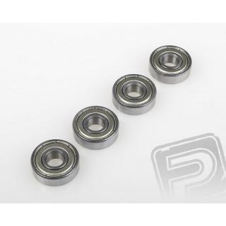 Kuličkové ložisko 8x22x7 mm (4 ks)