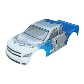 Karoserie Monster Truck 1:5, modro-stříbrná