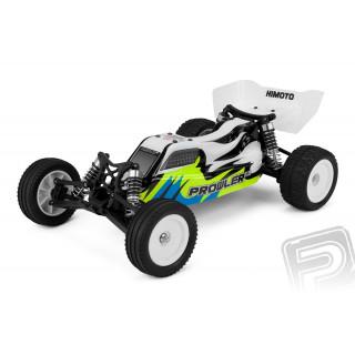 HIMOTO Buggy 1/12 RTR - PROWLER XB (žluto/modrá)