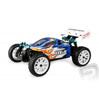Himoto Buggy 1/16 RTR 2,4GHz - modrá