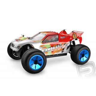 HiMOTO Truggy XR-1 1:10 elektro RTR set 2,4GHz červená