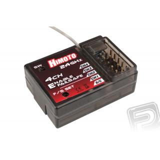 Himoto - 4 kanálový 2,4GHz přijímač