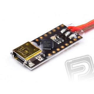 USB interface pro programování reg. Flux