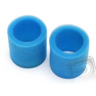 Venkovní molitanové vložky vzduch. filtru, 2ks.
