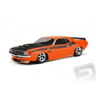 Karoserie čirá Dodge Challenger 1970 (200 mm)