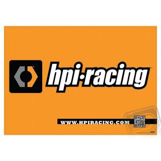 HPI Racing - banner 2011 (119x84cm) papírový